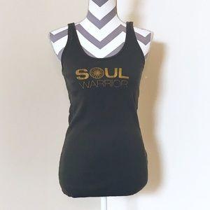 Soul Cycle Soul Warrior Tank